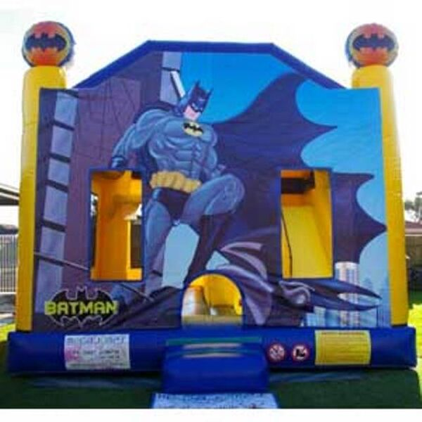Batman Combo Jumping Castle