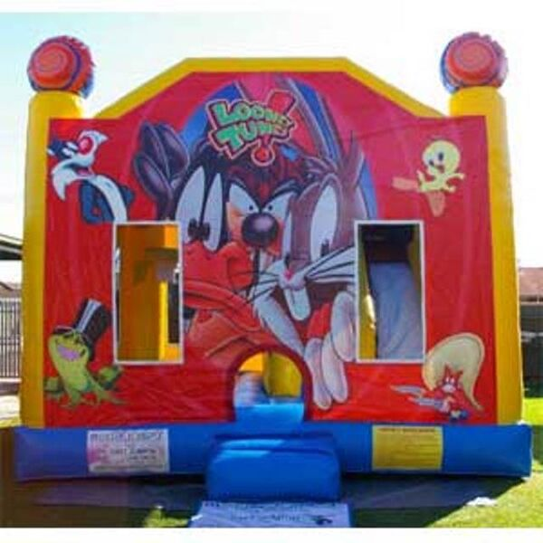 Looney Tunes Combo Jumping Castle