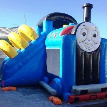 Mega Jumps - Thomas the Tank Engine Jumping Castle