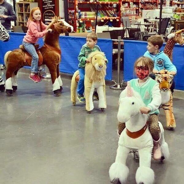 My Pony Paradise x 6 ponies includes operators