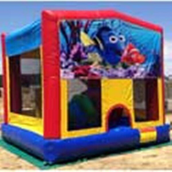 Nemo Tiny Tots Jumping Castle