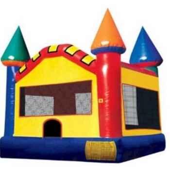 Castle Shape Jumping Castle