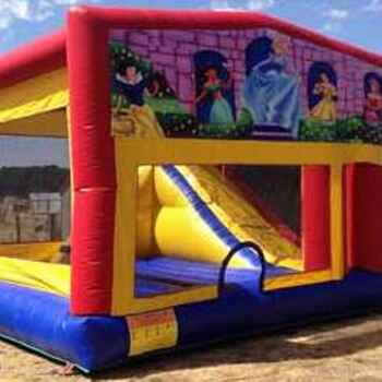 Disney Combo Jumping Castle