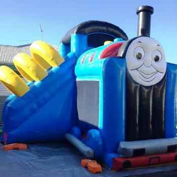 Thomas the Tank Engine Combo Jumping Castle