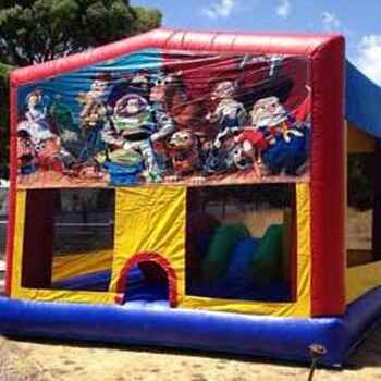 Toy Story Combo Jumping Castle